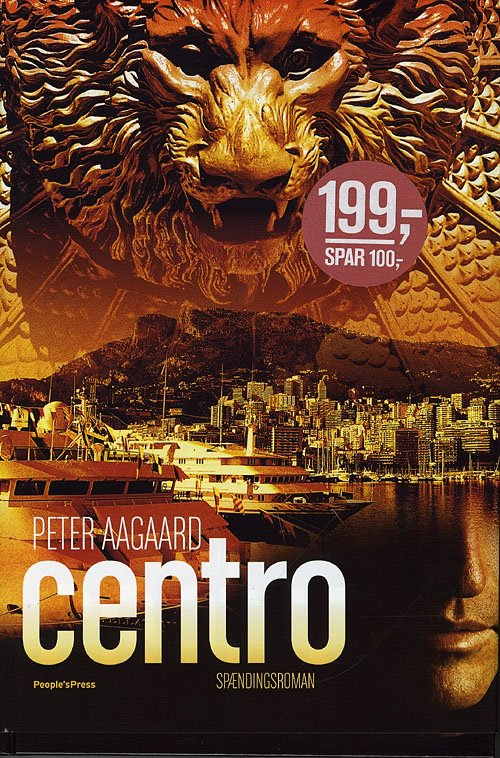 Image of   Centro - Peter Aagaard - Bog