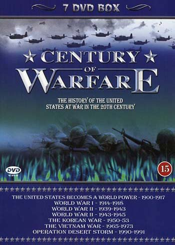 Billede af Century Of Warfare - DVD - Film
