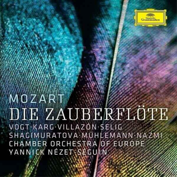 Image of   Mozart - Die Zauberflöte - CD