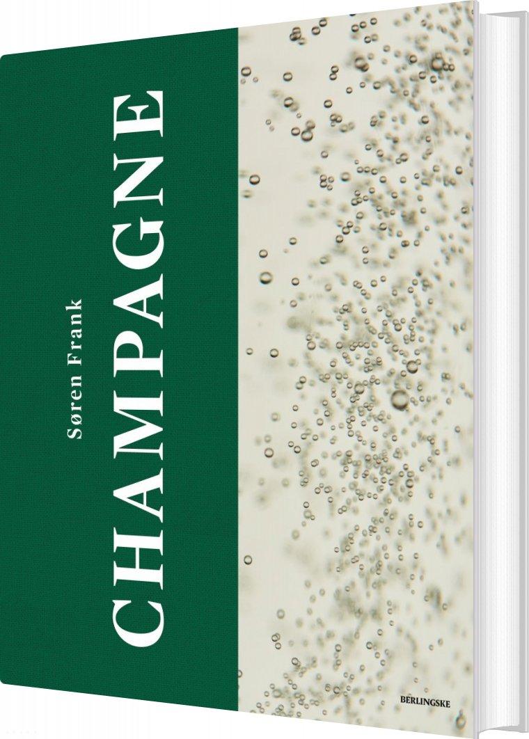 Champagne - Søren Frank - Bog
