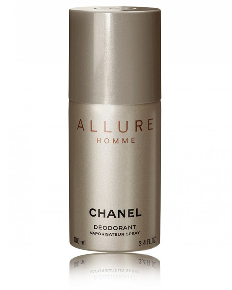 Image of   Chanel Deodorant Spray - Allure Homme - 100 Ml.