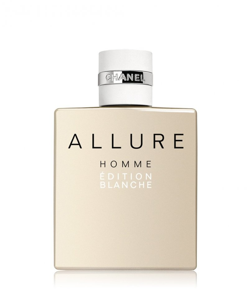 Image of   Chanel - Allure Homme édition Blanche Edp 150 Ml