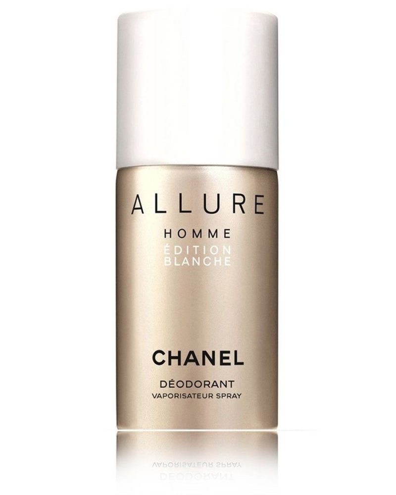 Image of   Chanel Deodorant Spray - Allure Homme Edition Blanche - 100 Ml.