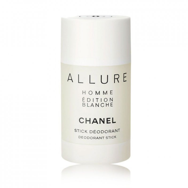 Image of   Chanel Allure Homme Edition Blanche Deodorant Stick - 75 Ml