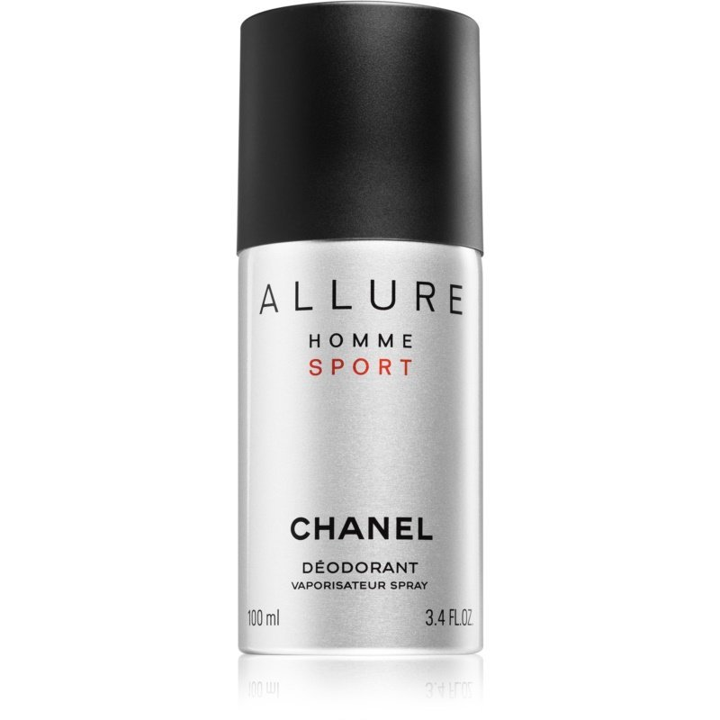 Image of   Chanel Deodrant Spray - Allure Homme Sport - 100 Ml.