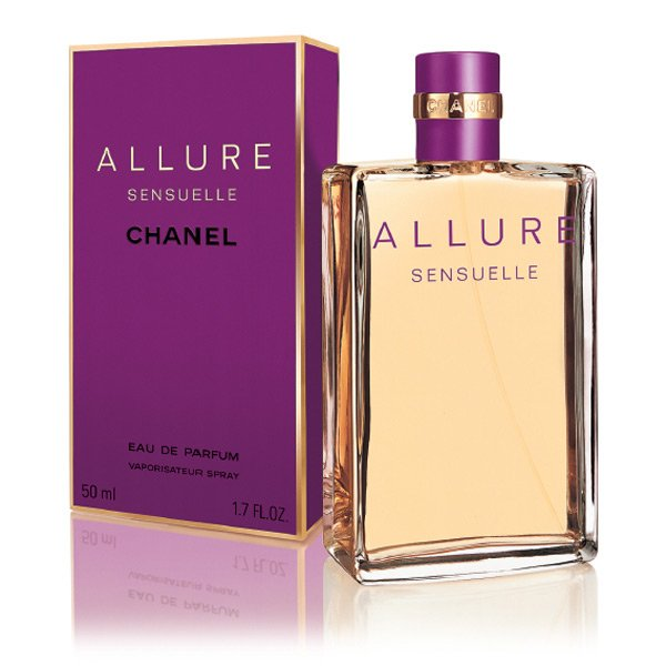 Image of   Chanel Allure Sensuelle Eau De Toilette 100 Ml.
