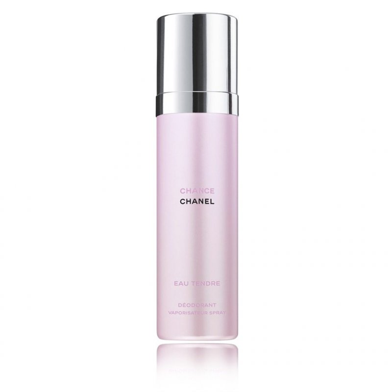 Image of   Chanel Deodorant Spray - Chance Eau Tendre - 100 Ml.