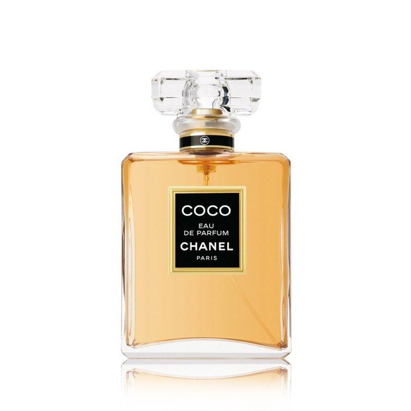 Image of   Chanel Eau De Parfum - Coco - 50 Ml.