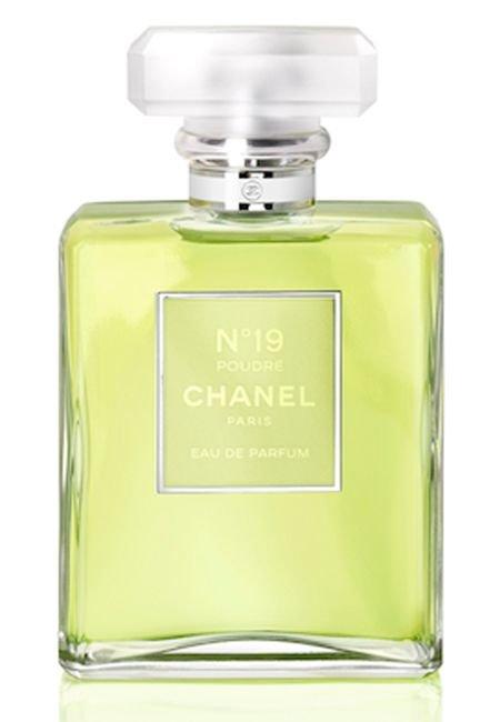 Image of   Chanel Eau De Parfum - No 19 Poudré - 50 Ml.