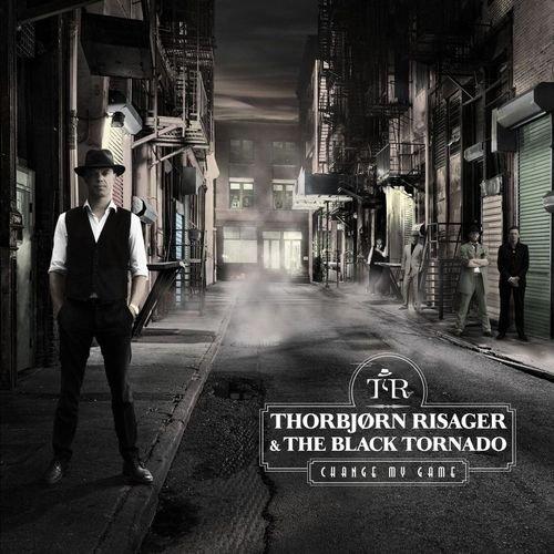 Image of   Thorbjørn Risager & The Black Tornado - Change My Game - CD