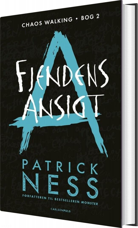 4598725a Andet bind i den hæsblæsende trilogi Chaos Walking af YA-mesteren Patrick  Ness. Til fans af The Hunger Games, Divergent og The Maze Runner.