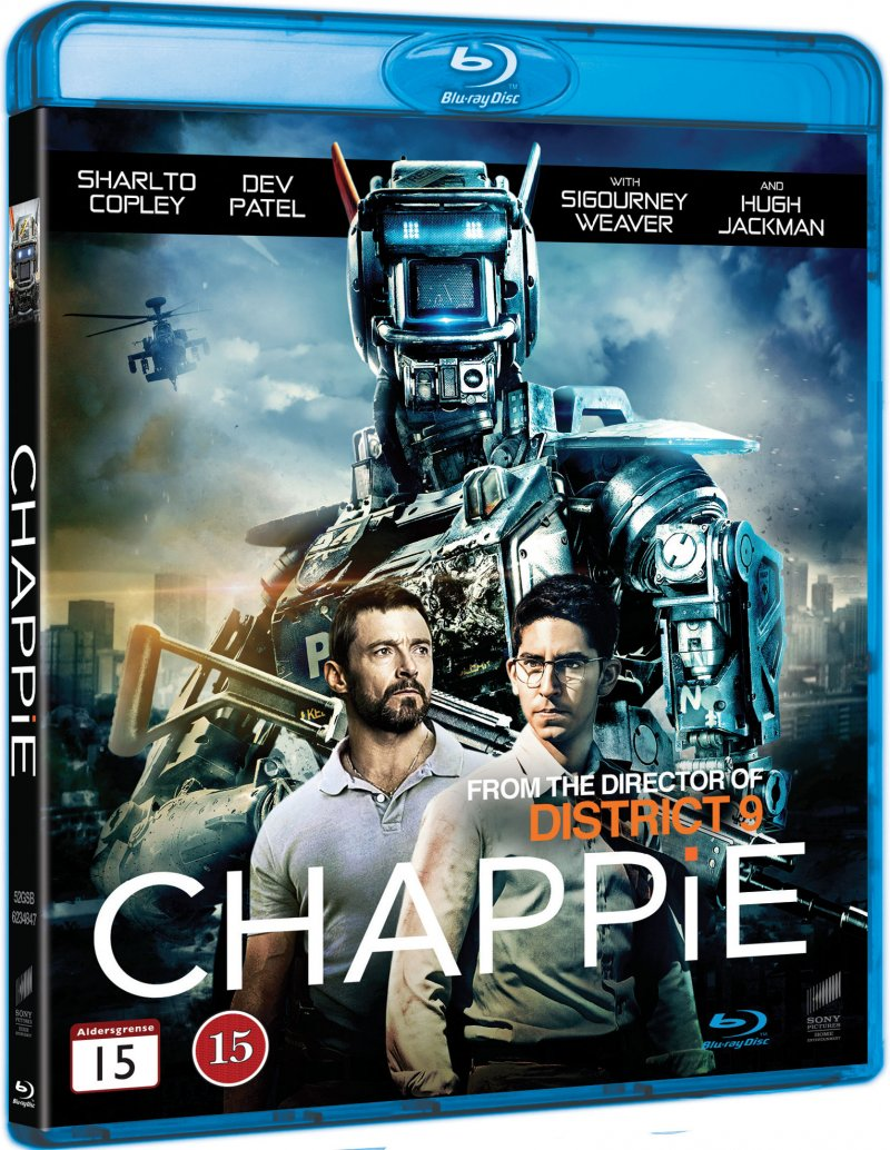 Image of   Chappie - Blu-Ray