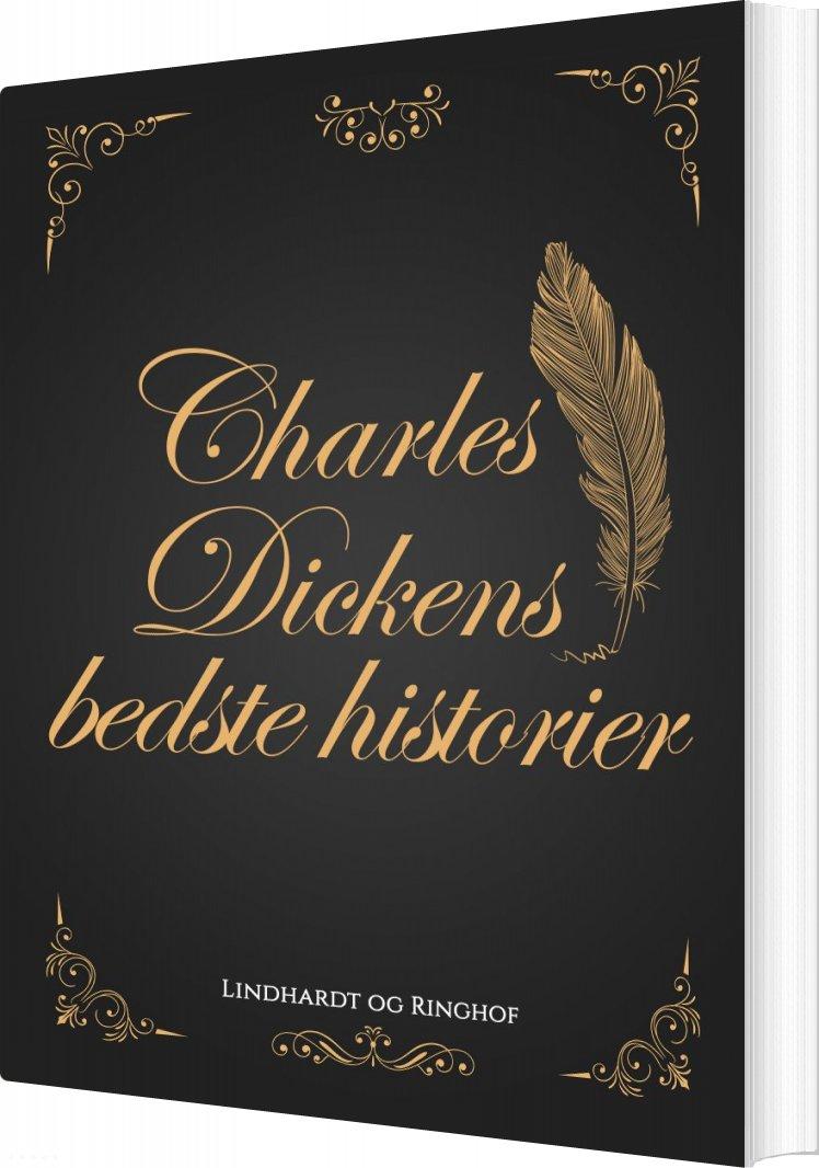 Image of   Charles Dickens Bedste Historier - Charles Dickens - Bog