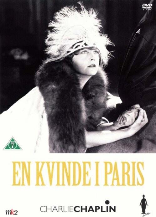 Image of   A Woman Of Paris - Charlie Chaplin - DVD - Film