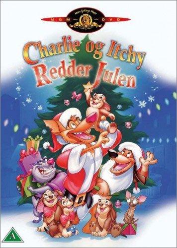 Image of   An All Dogs Christmas Carol - DVD - Film