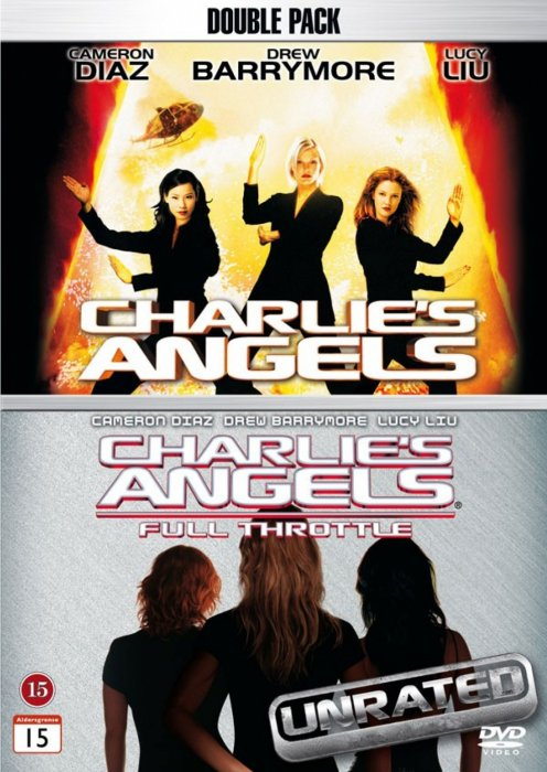 Image of   Charlies Angels // Charlies Angels 2 - Full Throttle - DVD - Film
