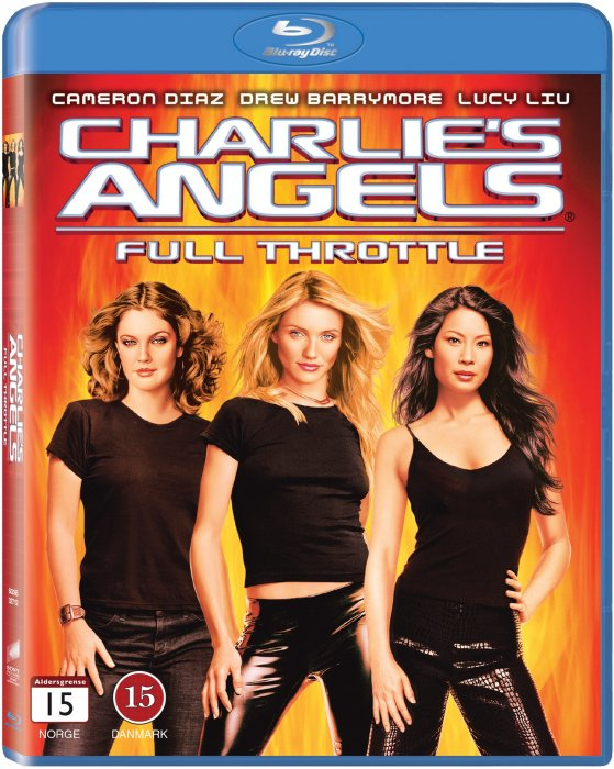 Image of   Charlies Angels 2 - Full Throttle - Blu-Ray