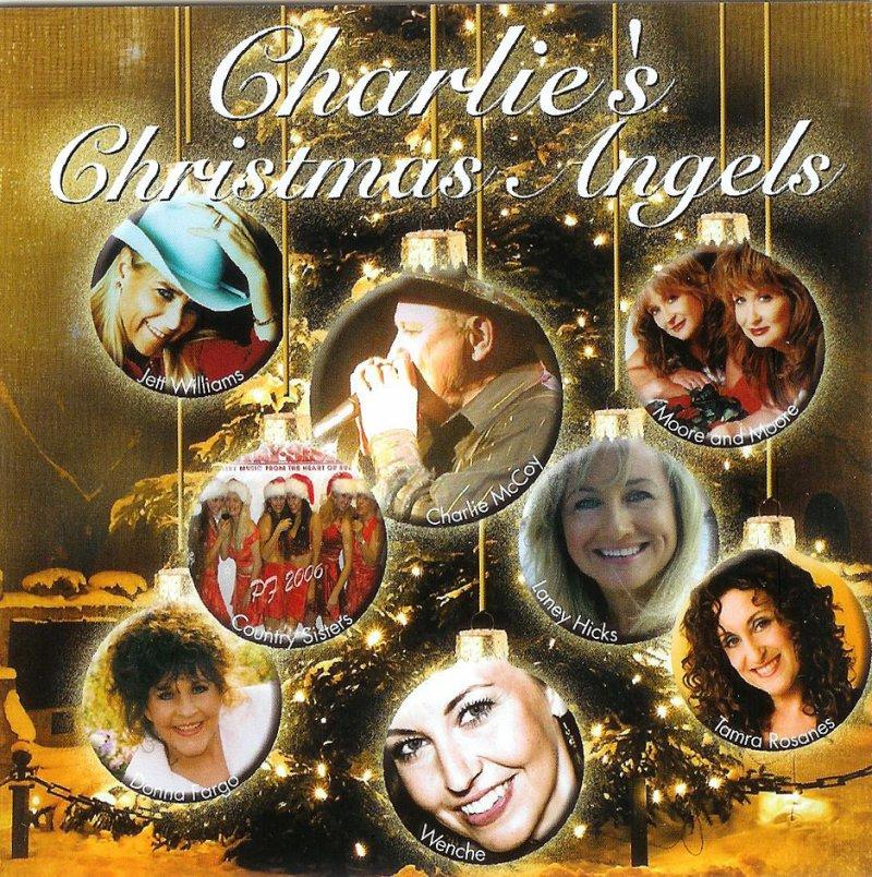 Image of   Charlie Mccoy - Charlies Christmas Angels - CD