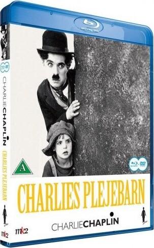 Image of   Charlie Chaplin - The Kid - Blu-Ray