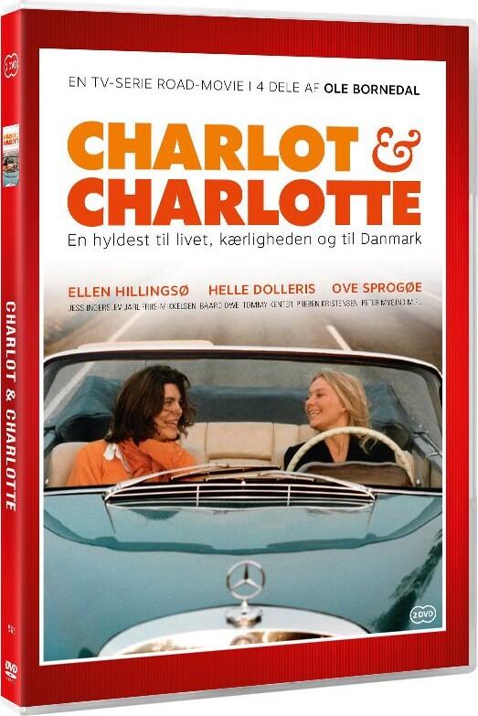 Image of   Charlot Og Charlotte - Dr - DVD - Tv-serie