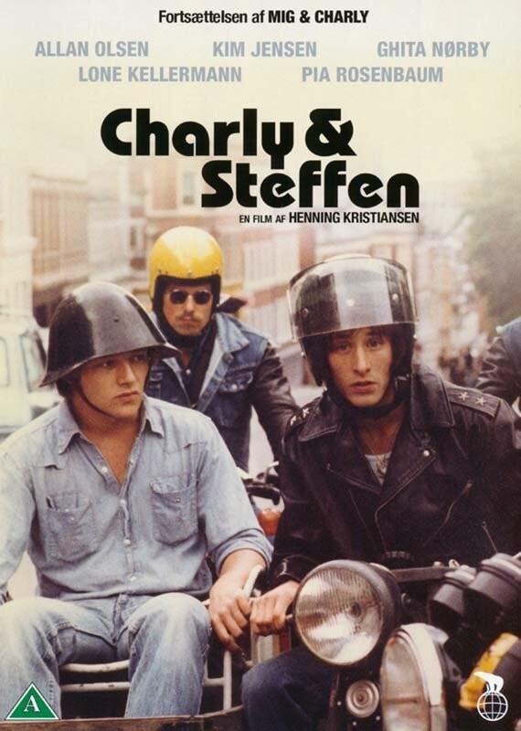 Image of   Charly Og Steffen - DVD - Film