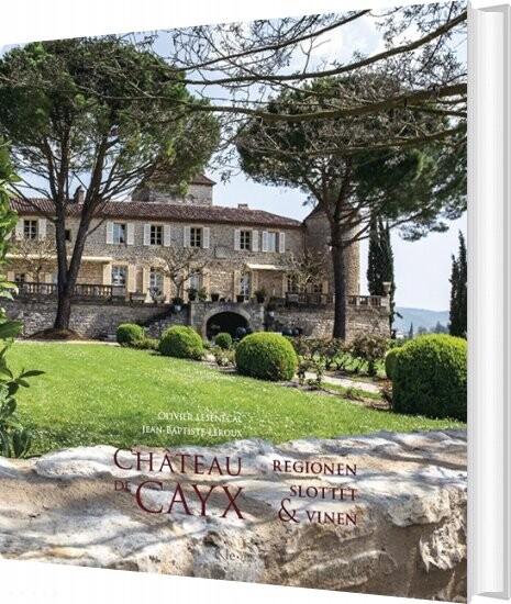 Image of   Chateau De Cayx - Olivier Lesenecal - Bog