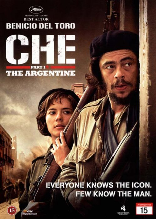 Che - Part 1 - DVD - Film