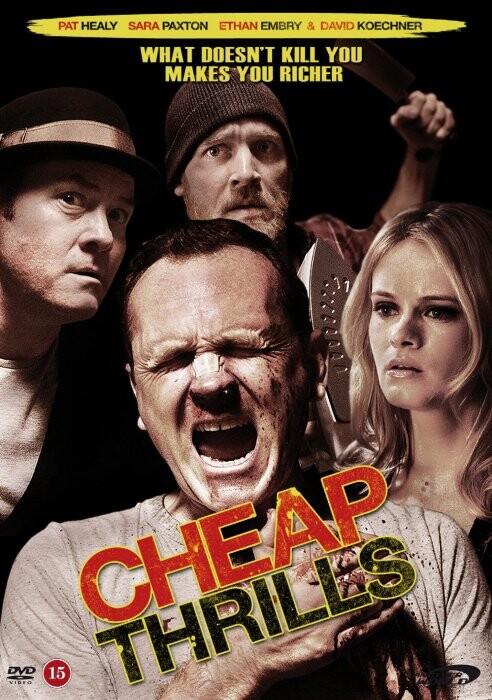 Image of   Cheap Thrills - DVD - Film