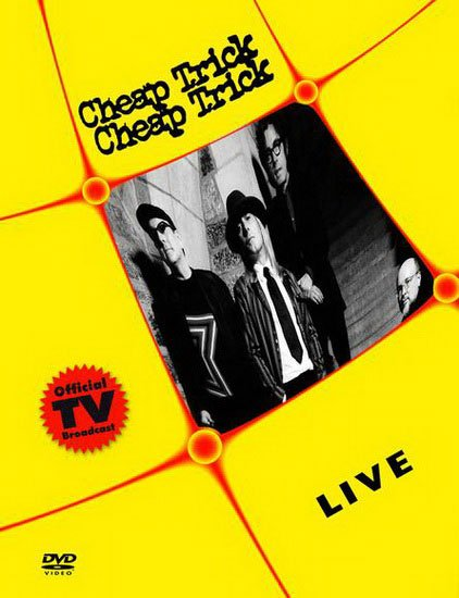 Image of   Cheap Trick Live - DVD - Film