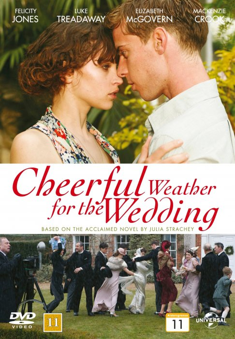 Cheerful Weather For The Wedding - DVD - Film