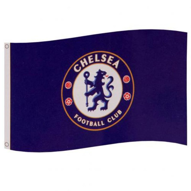 Image of   Chelsea Flag - Merchandise