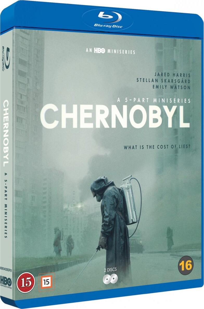 Køb Chernobyl / Tjernobyl - Hbo Serie 2019 - Blu-Ray til 279,95 kr.