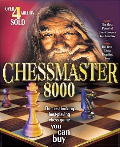 Image of   Chessmaster 8000 - PC