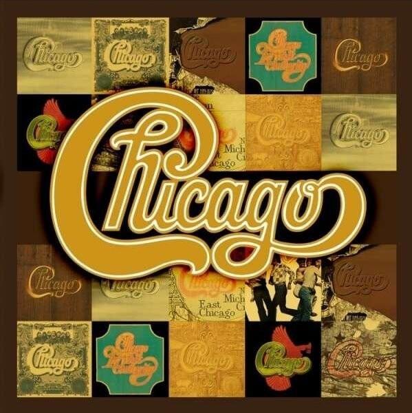 Image of   Chicago - Stuido Albums 1969-1978 - CD