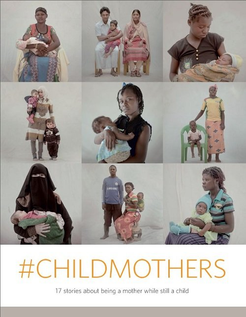 Image of   #childmothers - Unfpa - Bog