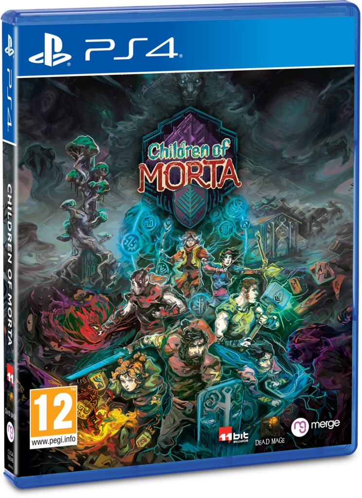 Image of   Children Of Morta - PS4