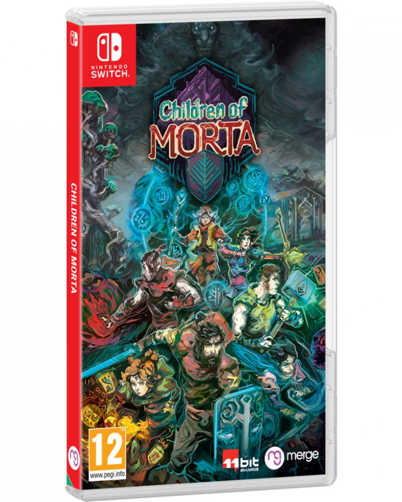 Image of   Children Of Morta - Nintendo Switch
