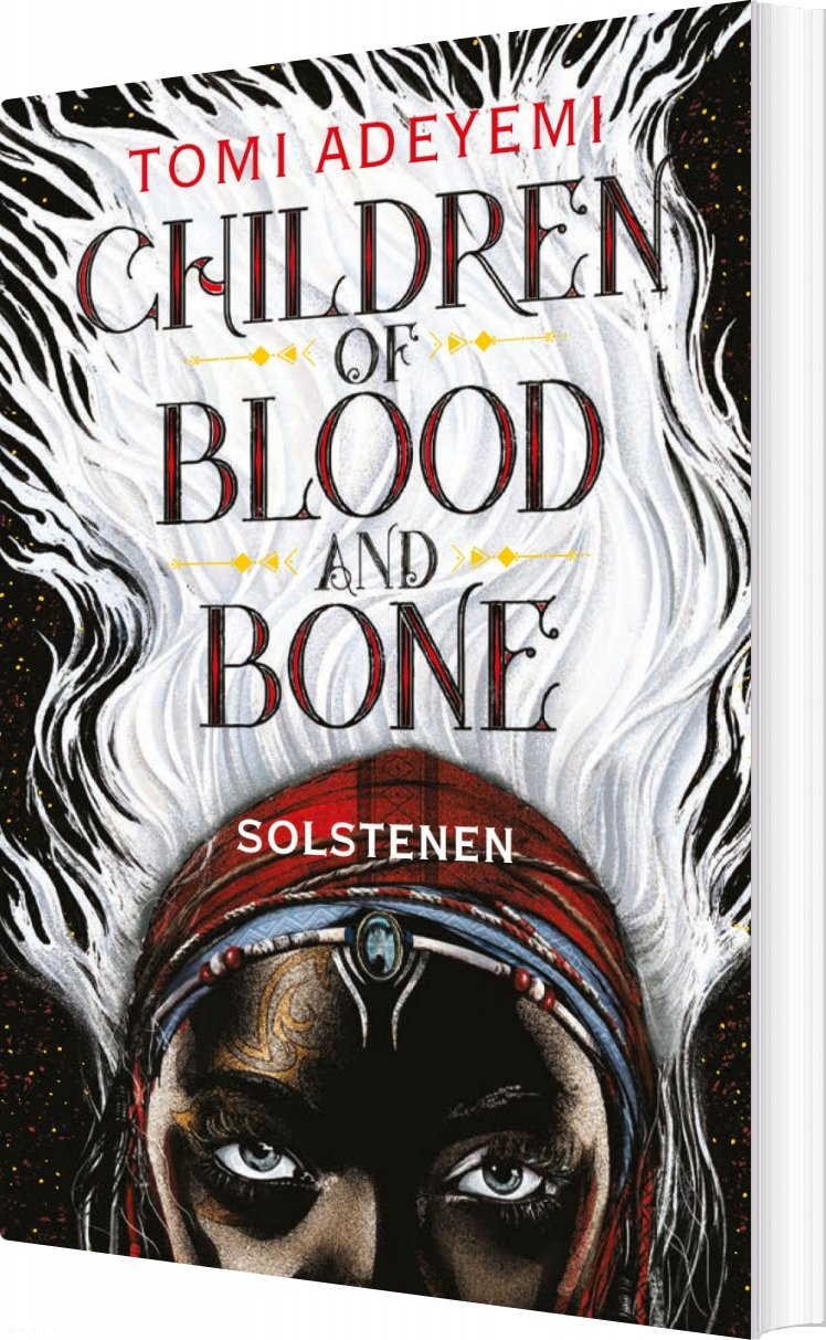 Children Og Blood And Bone - Tomi Adeyemi - Bog