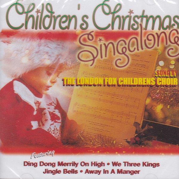 Image of   Childrens Christmas Singalong - CD