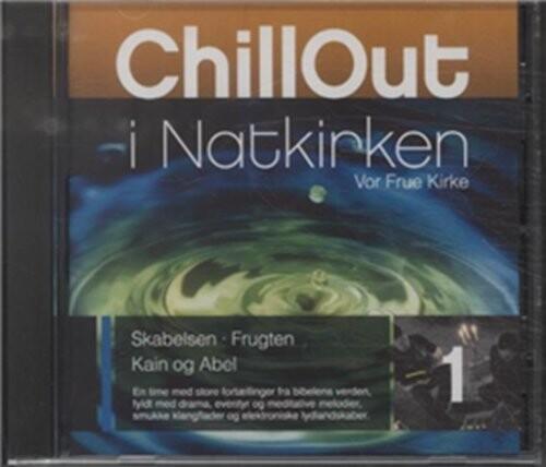 Chillout I Natkirken - Gamle Testamente 1 - Kim Pedersen - Cd Lydbog