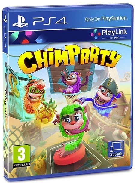 Image of   Chimparty - PS4