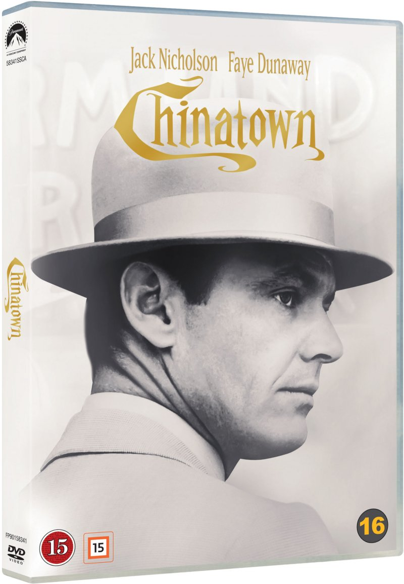 Image of   Chinatown Film - DVD - Film