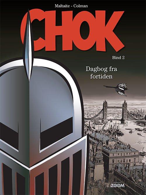 Image of   Chok 2: Dagbog Fra Fortiden - Stéphane Colman - Tegneserie
