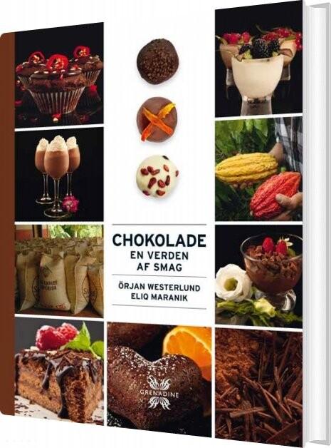 Billede af Chokolade - Eliq Maranik - Bog