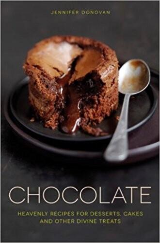 Image of   Chokolade - Jennifer Donovan - Bog