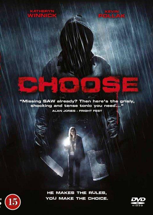 Image of   Choose - DVD - Film