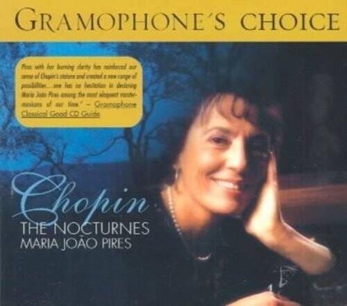 Image of   Maria João Pires - Chopin: Nocturnes - CD