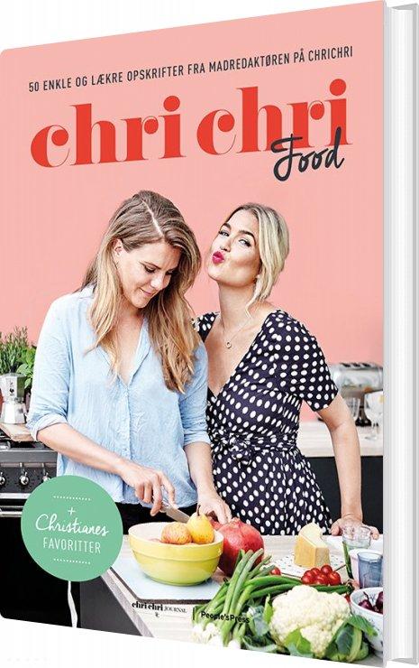 Chrichri Food - Cecilie Svensson - Bog