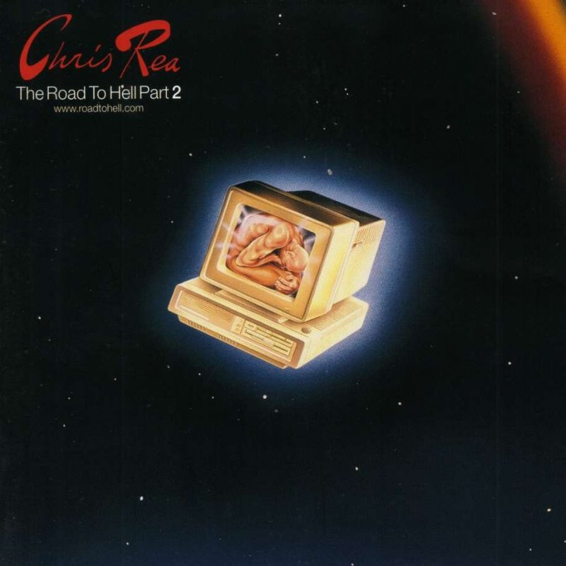 Image of   Chris Rea - The Road To Hell Part 2 - CD