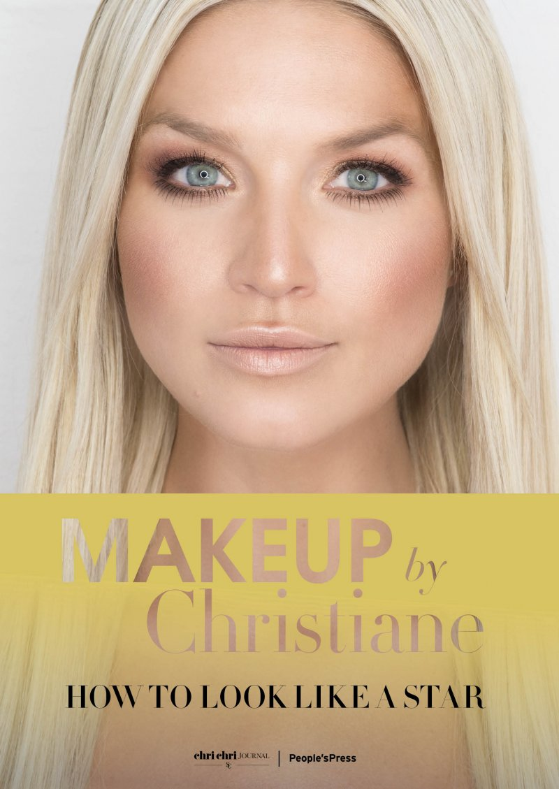 Image of   Makeup By Christiane - Christiane Schaumburg-müller - Bog